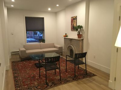 Photo for 2BR Apartment Vacation Rental in Hoboken, New Jersey