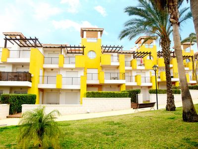 Photo for Apartment Salinas 2-218 in Vera - 4 persons, 2 bedrooms