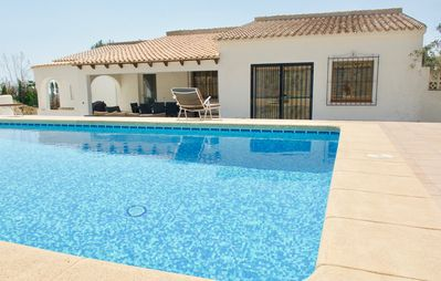 Photo for SPACIOUS PRETTY VILLA - CUMBRE DEL SOL - BENITACHELL