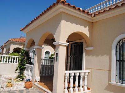 Photo for holiday house with pool year sea in the south of the Costa Blanca -