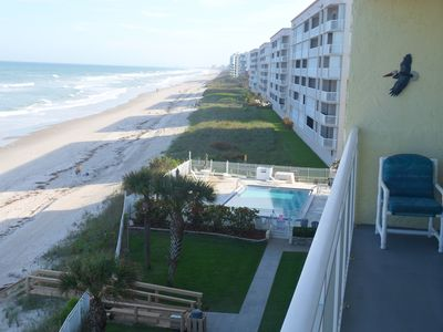 Photo for Direct Oceanfront. End Unit With Panoramic View Feels Like Paradise!!