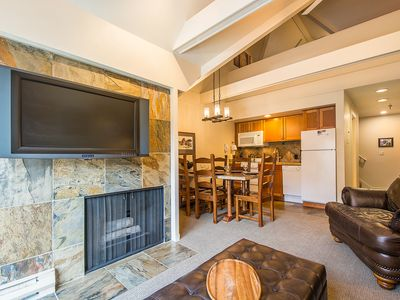 Photo for TRUE Ski-~In/Ski-~Out PARK CITY VACATION CONDO with MOUNTAIN VIEW! Summer - $139