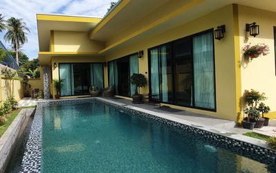 Photo for Tropical tranquility in Samui.3 Bedroom villa with private pool. Baan Putahracsa