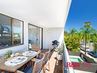 """Photo for Apartment 3 """"Soundhaven"""", Noosa Parade, Noosa Heads"""