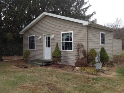 Photo for 1BR Cottage Vacation Rental in Aspers, Pennsylvania