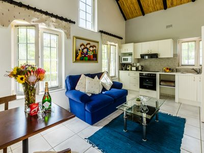 Photo for Lemon Tree Cottage @ De Kraal Estate ... ideal starting point for golfers!