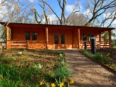 Photo for Grey Owl Cabin sleeps 4 in Three Oaks, Near Hastings, East Sussex