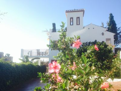 Photo for La Torrecica: with Andalusian character and magnificent views of the sea and Sierra Nevada.