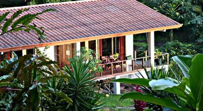 Photo for Ceiba Tree Lodge, a hidden gem at Lake Arenal-spectacular views over the Lagoon