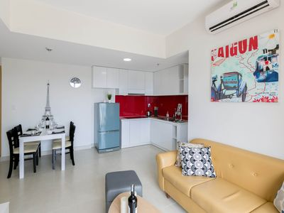Photo for * FREE PICK UP AIRPORT * Luxurious 2BR Apartment