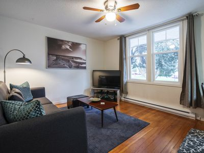 Photo for Monthly Furnished,1bed,1bath,parking,wifi,Close2DT