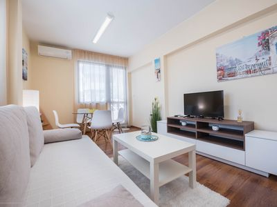 "Photo for Central Apartment ""Serenity"" in the hearth of Varna"