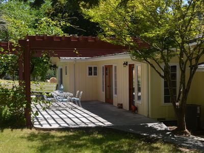 Photo for Ammon Ranch Bridge House - Summer fun w/ 5 bedrooms &private pool near river!