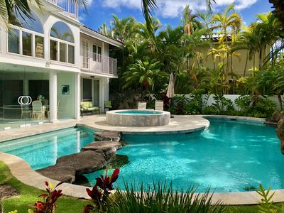 Photo for Summer Discounted Special! $1200 per Nt. Luxury Kahala Living at it's Finest!