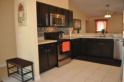 Our Full Size Kitchen