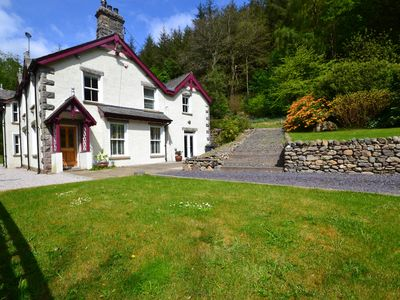 Photo for Spacious, detached & private Lakeland hideaway near Cark / Cartmel