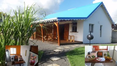 Photo for 2BR House Vacation Rental in Le Moule, Guadeoupe