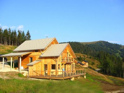 Photo for Chalets Klippitz, Bad St. Leonhard  in Wörthersee - 8 persons, 4 bedrooms