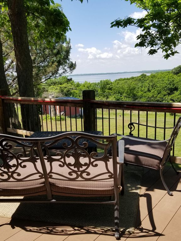 Kaw Lake View and 30 Minutes from Pioneer Woman, Ree Drummond's Mercantile
