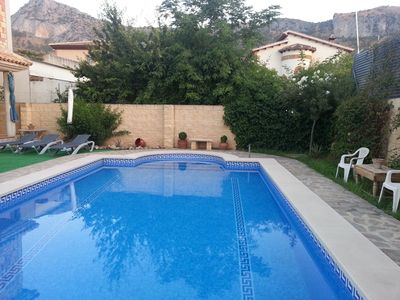 Photo for Chalet offer with pool between Malaga, Cordoba, Granada and Seville. Andalusia
