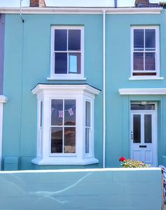 Photo for Immaculate, Stylish, Falmouth Town House - less than 10 minutes walk to centre
