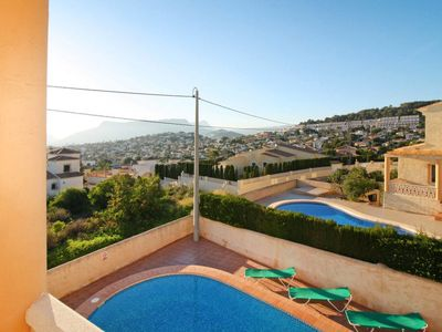 Photo for Vacation home Casa Bente (CLP281) in Calpe/Calp - 9 persons, 4 bedrooms