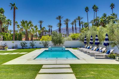 Our private Kersten Estate awaits you    Paradise! - Rancho Mirage
