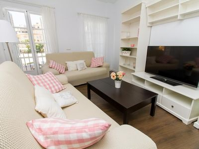 Photo for 2BR Apartment Vacation Rental in M??laga, Andalucía