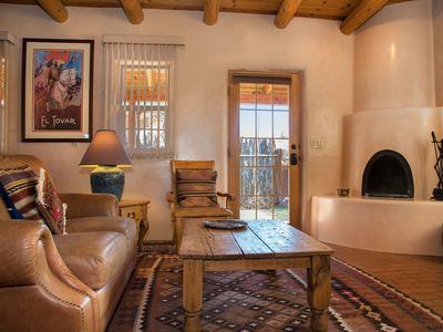 Photo for Casa Tranquila: Private yet in the heart of old Santa Fe:  3 Blocks to the Plaza