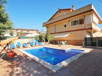 Photo for Club Villamar - Big villa for 8 persons with private swimming pool, make you to feel home.