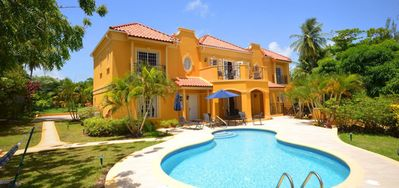 Photo for Villa Sundown  -  Near Ocean - Located in  Wonderful Mullins Bay with Private Pool