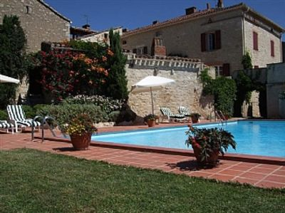 Photo for Stone Built ,Country House, 4 Kms From Cordes-sur-Ciel, Tarn and 20kms from Albi