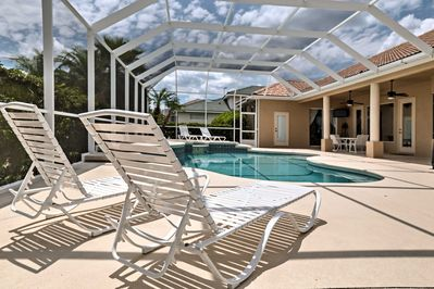 Spend your Port Orange getaway at this 4-bedroom, 3-bath vacation rental home!