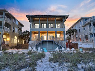 Photo for 20% OFF October Stays! Gulf-Front Home in Destin w/ Gulf Views!