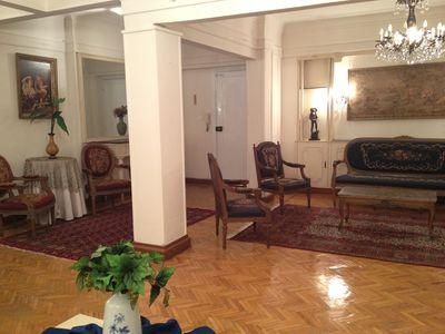 Photo for Flat in family building & an upscale neighbourhood with AC in all rooms