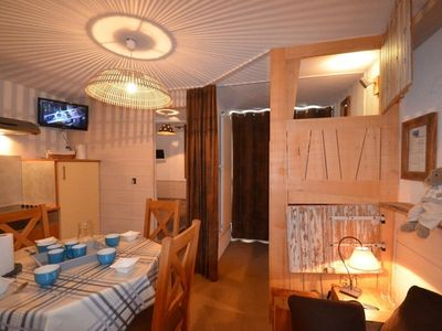 Photo for Chalet Les Menuires, 1 bedroom, 4 persons