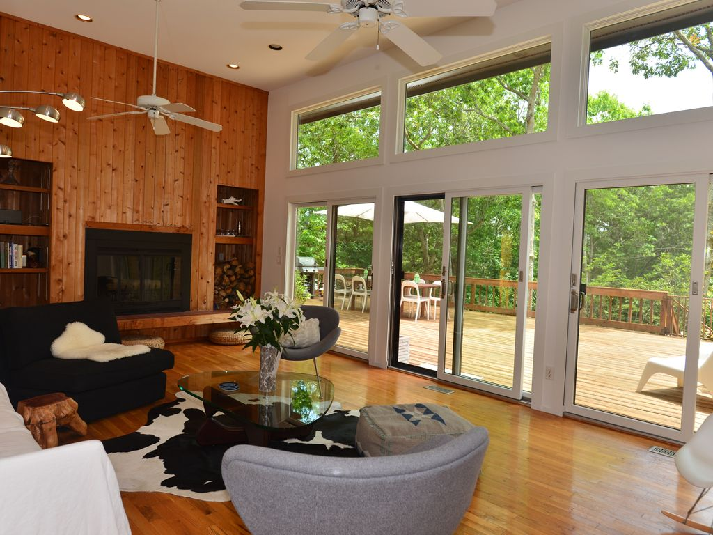 Hip stylish east hampton getaway vrbo for East hampton vacation rentals