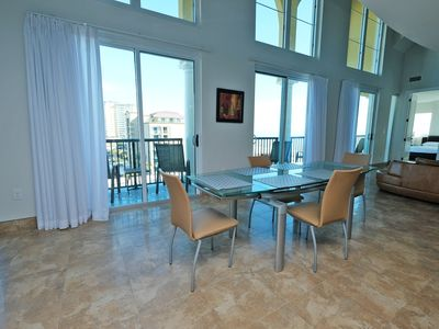 Photo for Can't Miss!!! 7 Bedroom, 6 Bath Ocean View Penthouse #501
