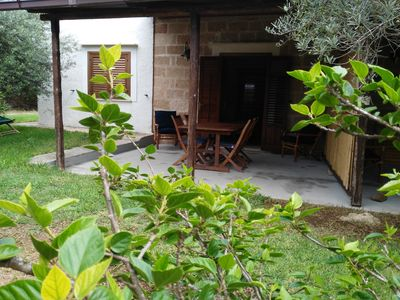 Photo for Small house with garden surrounded by greenery