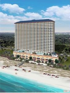 Photo for Beautiful Gulf Front Condo With  Delux Beach  Chair Service-  Walk to Pier Park