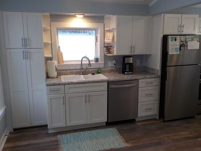Photo for Perfect downtown Petoskey licensed full house rental-  BRAND NEW KITCHEN 2018