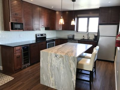 Photo for LUXURIOUS AND ALL NEW!! - 2 Blocks to Beach & Everything for Your Vacation Needs
