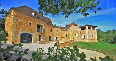 Photo for Large charming building in the Dordogne valley from 4 to 12 people