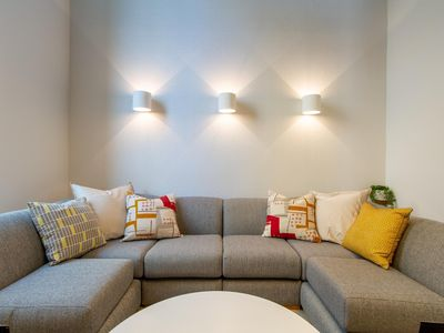 Photo for Modern and Sparkling flat with 5 bedrooms