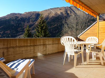 Photo for Apartment Le Cornalin 2 in Ovronnaz - 4 persons, 1 bedrooms