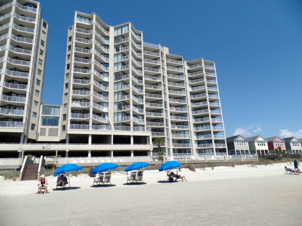 Surfside Beach Condo Rentals Oceanfront