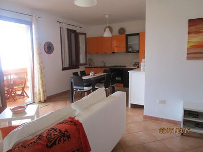 Photo for Castelsardo apartment for 5 people with 2 bedrooms - Penthouse apartment