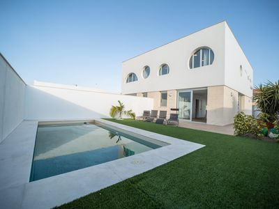 Photo for VILLA ALVAR - OASIS WITH POOL