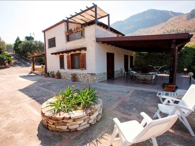 Photo for Charming Villa 8 Pax, Garden, Terrace With Seaview And Free Wifi