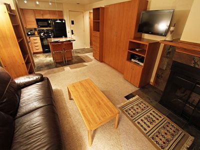 Photo for Snow Flower Condo #66, Studio, 1 bath, sleeps 2, SKI-IN/SKI-OUT to Park City Mountain Resort